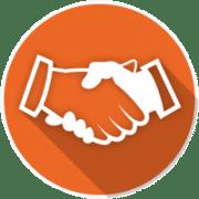 Piktogramm Handshake